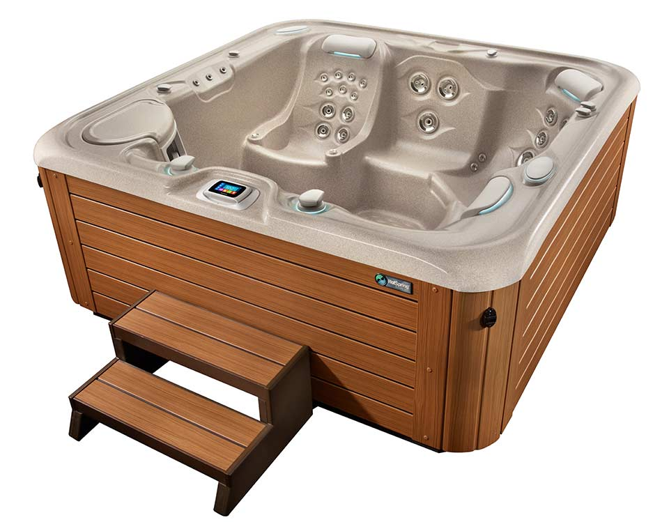 Hot Spring Highlife Envoy - Hot Tubs - Pioneer Family Pools - Gallery