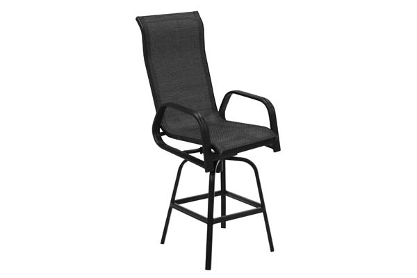 San Andres Balcony Chair Black