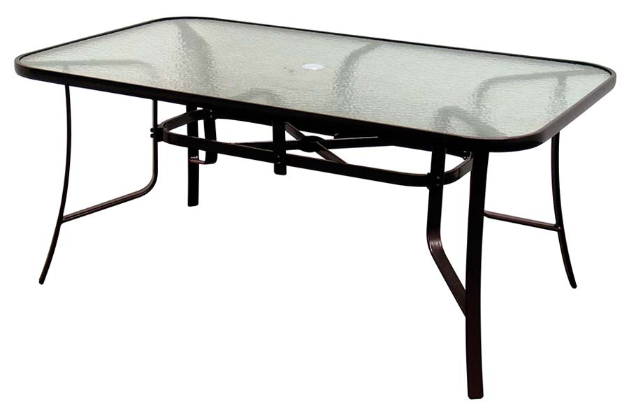 San Andres Table Bronze