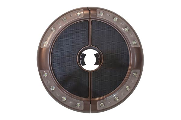 Bronze Luna Bluetooth Umbrella Speaker