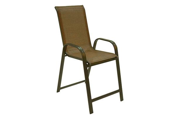 Bronze Sling Balcony Chair