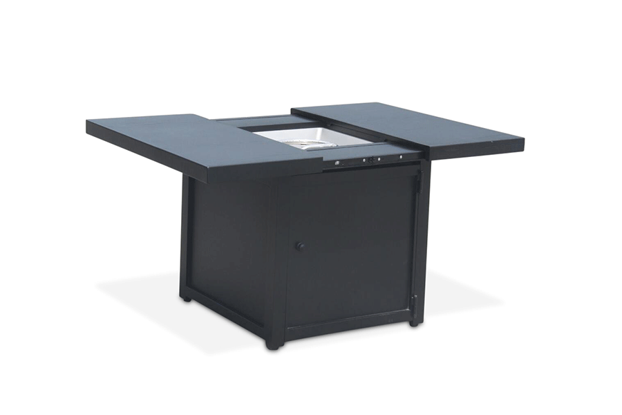 Functional Fire Pit Black