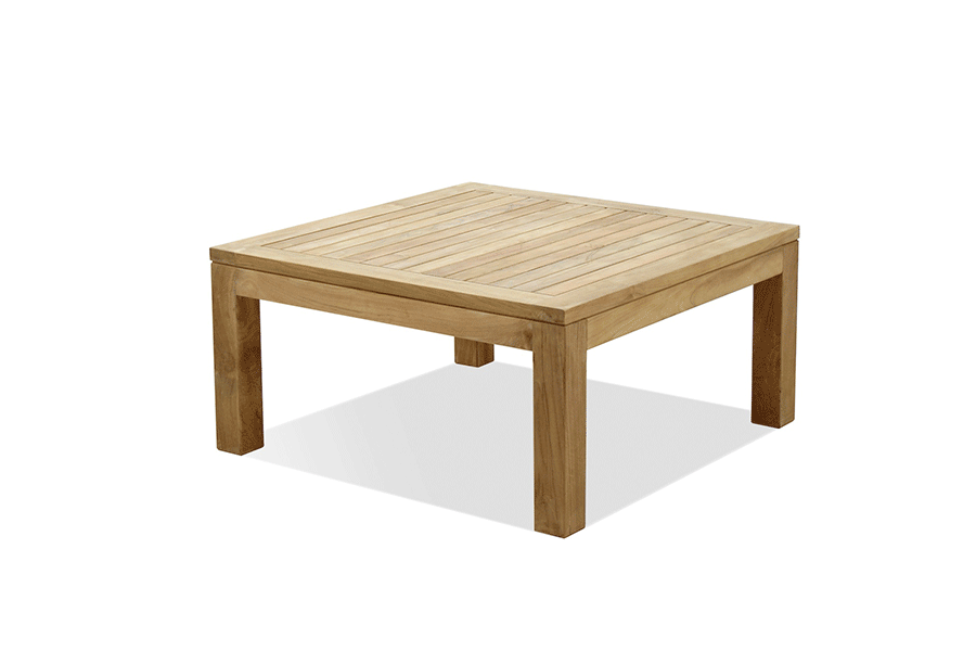 Mykonos Square Teak Coffee Table