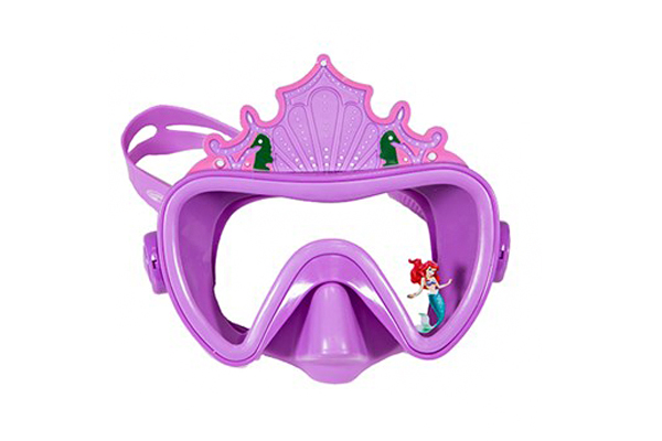 SwimWays Character Snorkel Mask Pioneer Family Pools