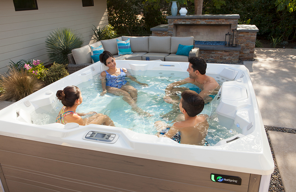 Pulse - Limelight - Hot Tubs - Pioneer Family Pools - Gallery