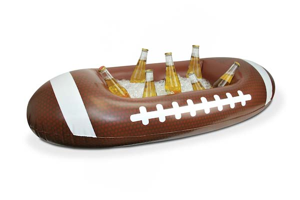Giant Inflatable Football Beverage Cooler Pioneer Family Pools