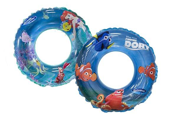 3-D Swim Ring