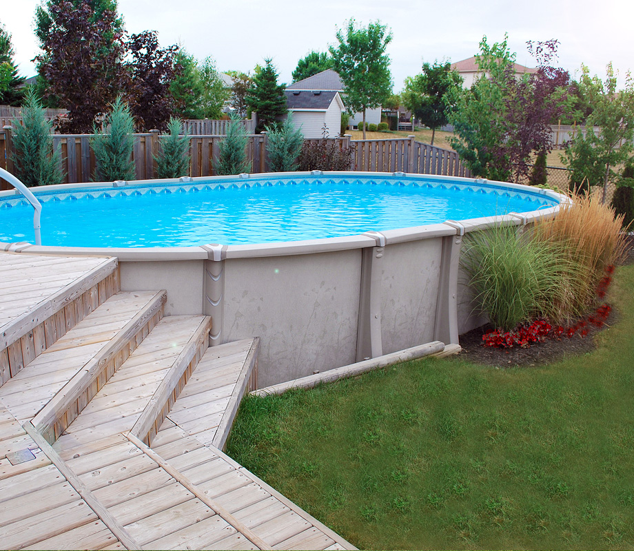 Benefits Of An Above Ground Pool