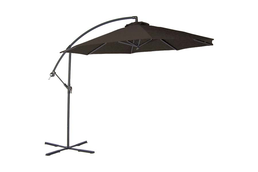 10' POLYESTER SUSPENSION UMBRELLA