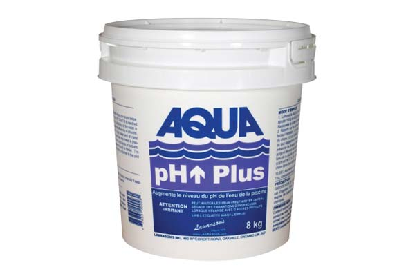 Aqua pH Plus 8kg Pioneer Family Pools Chemicals