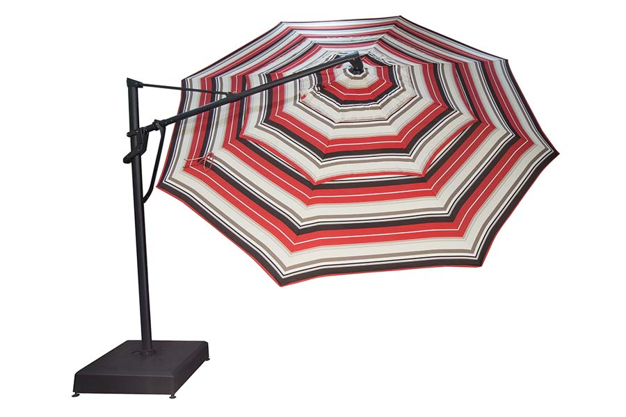 13' AKZ Plus Umbrella Pioneer Family Pools Patio Shade