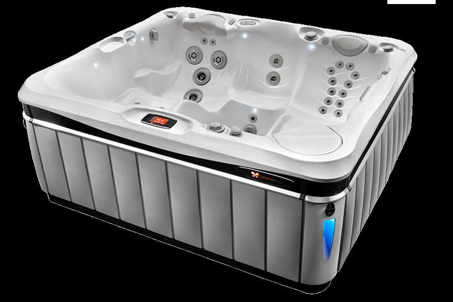 Provence 4 Person Hot Tub - Caldera - Hot Tubs - Pioneer Family Pools
