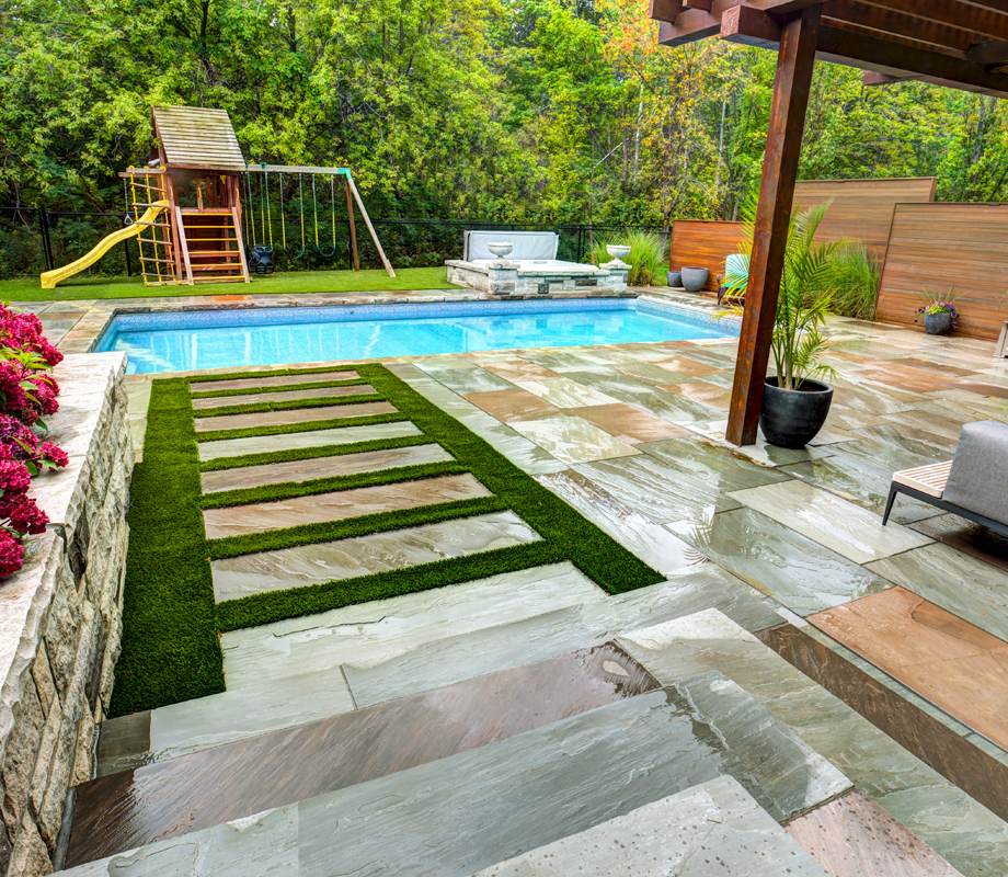 Choosing a Swimming Pool