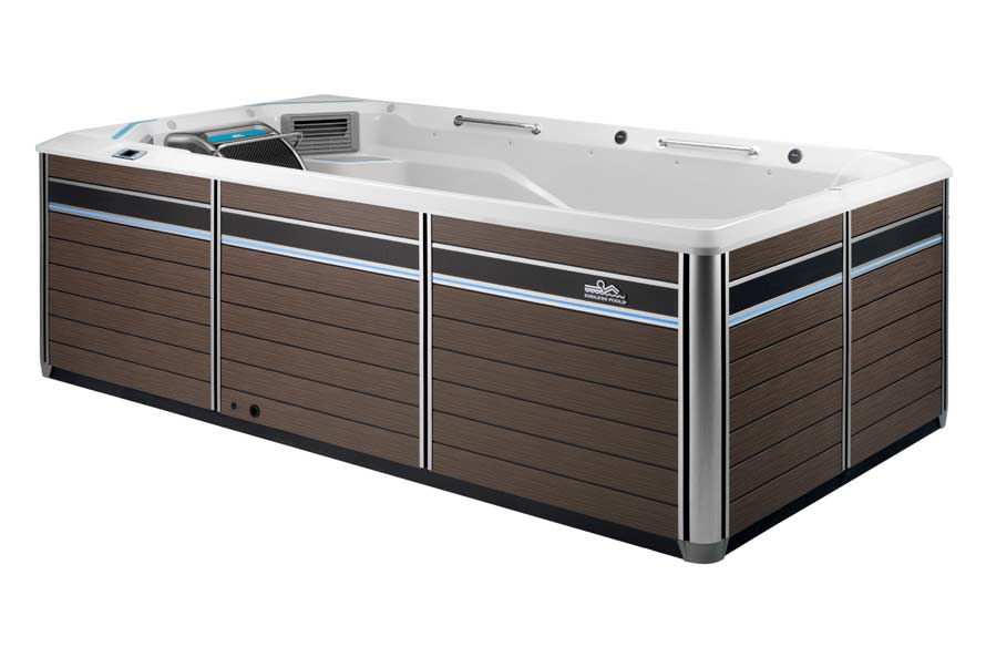 E550 Fitness System- Endless Pools- Swim Spas- Pioneer Family Pools