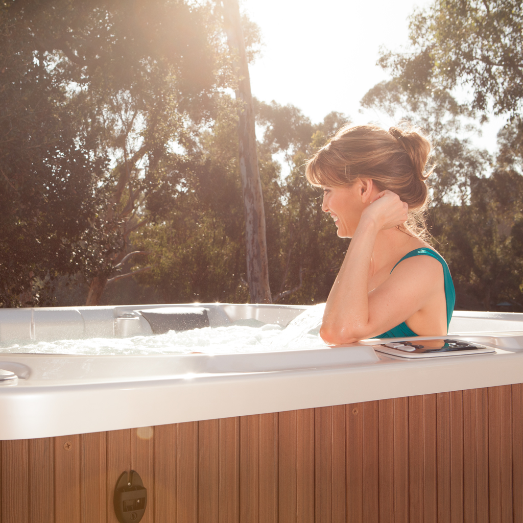 Mental Health Benefits Of Hot Tubs - Pioneer Family Pools
