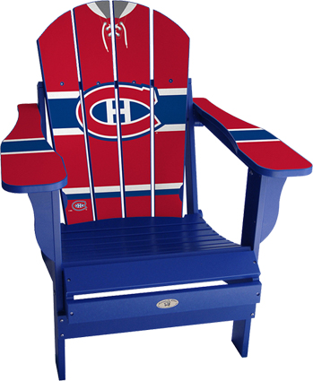 Montreal Canadiens Sports Chair