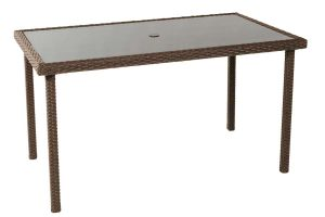 Martini Dining Table Taupe