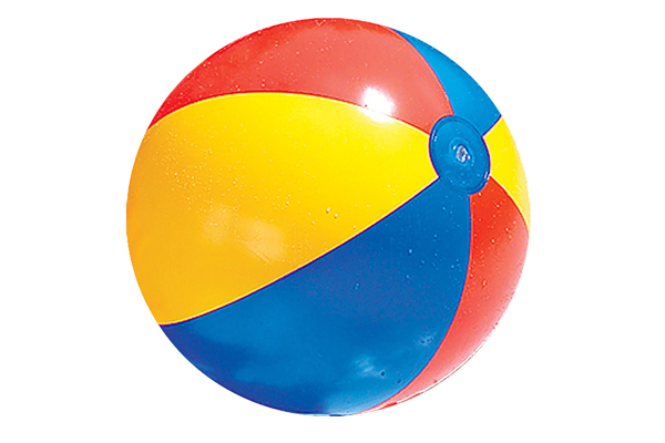 "46"" Jumbo Panel Beach Ball"