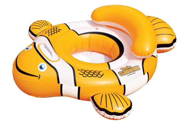 Baby Clownfish Baby Seat