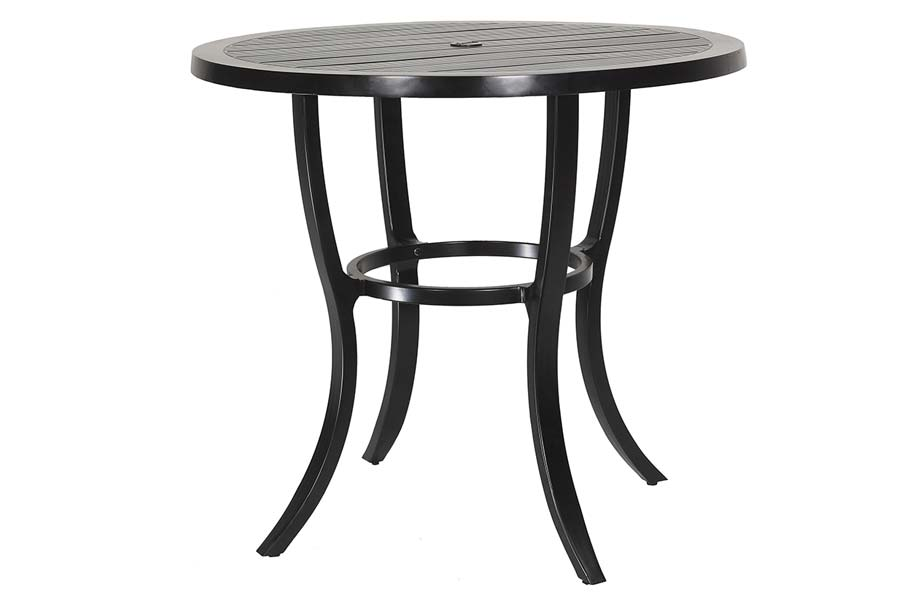 "Grand Terrace Round Bar Table 44"" Round Bar Table"