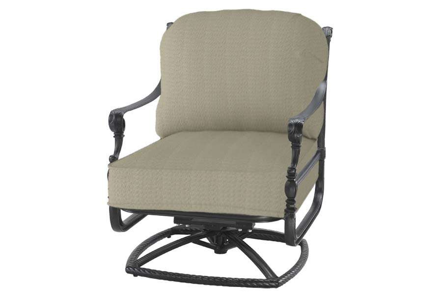 Grand Terrace Swivel Rocking Chair