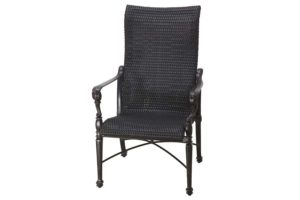 Grand Terrace High back Dining Chair