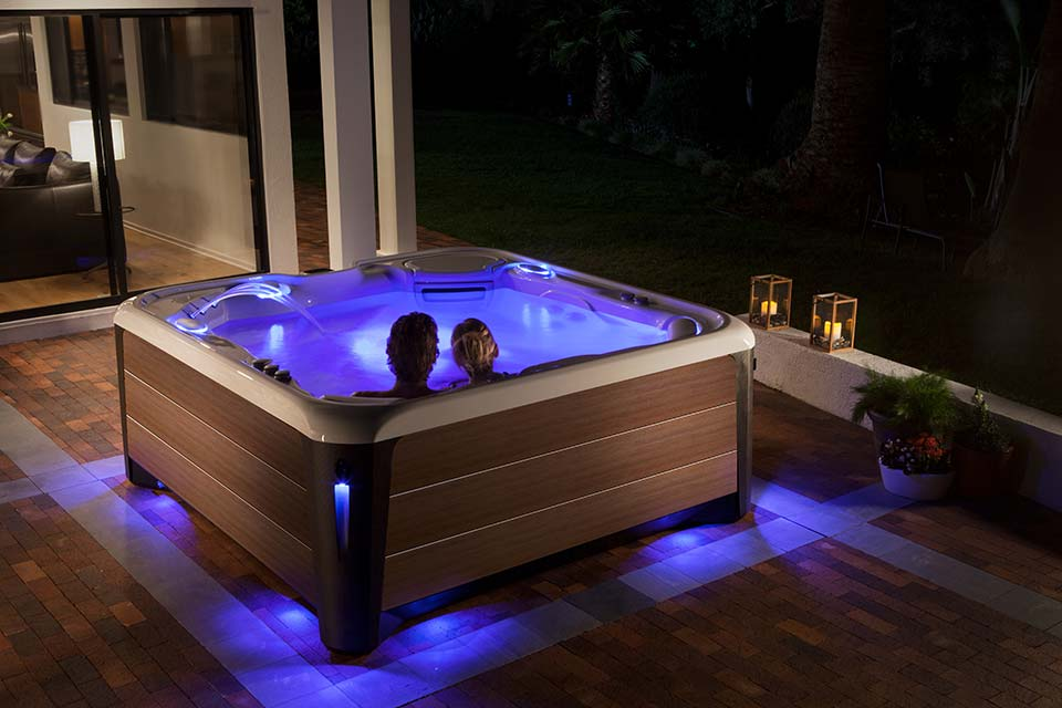 HotSpring Spas Highlight Sovereign - Hot Tubs - Pioneer Family Pools - Gallery