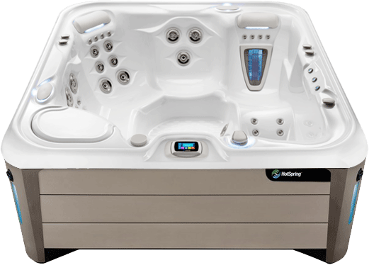 Aria Hot Tub - Hot Spring Spas - Pioneer Family Pools