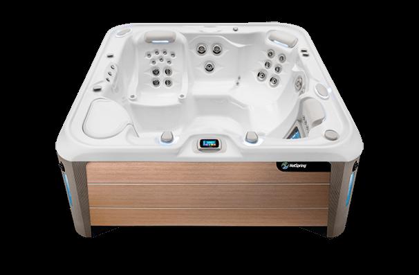 Florence 6 Person Hot Tub - Caldera - Hot Tubs - Pioneer Family Pools