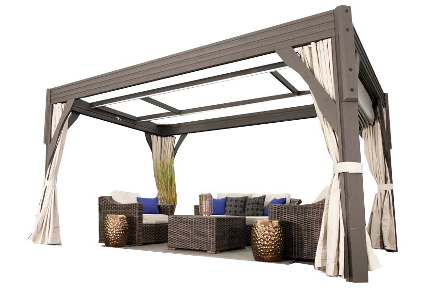 Prime Visscher Gazebos And Pergolas Collection Pioneer Family Pools Home Interior And Landscaping Synyenasavecom