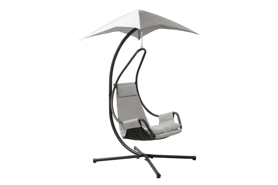 mystic chair grey suspension chairs collection pioneer family pools
