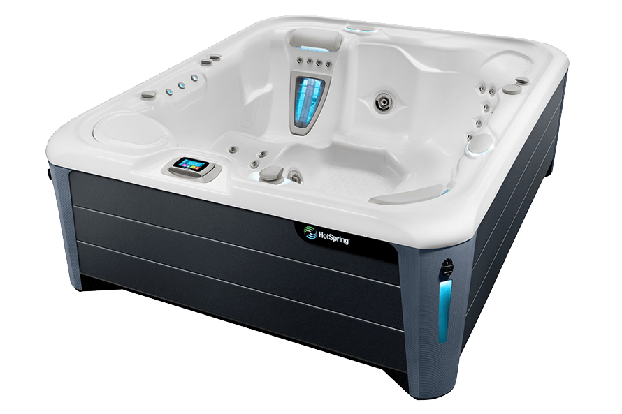 HotSpring Spas Highlight Sovereign - Hot Tubs - Pioneer Family Pools