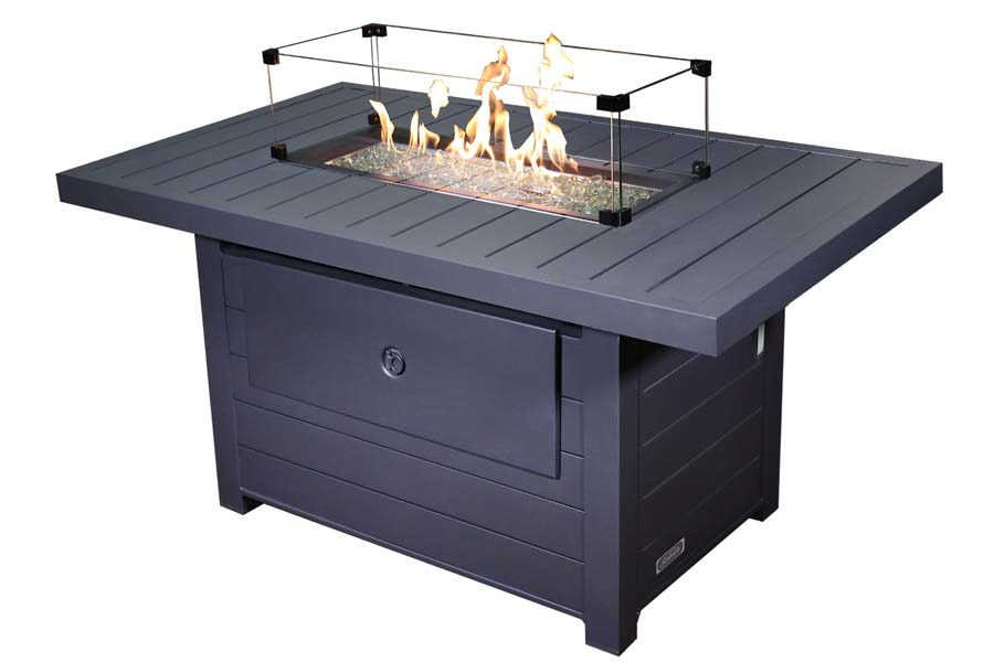 "50"" X 32"" Serenity Fire Table Propane"