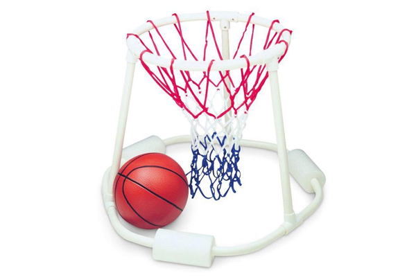 Super Hoops Floating Basketball