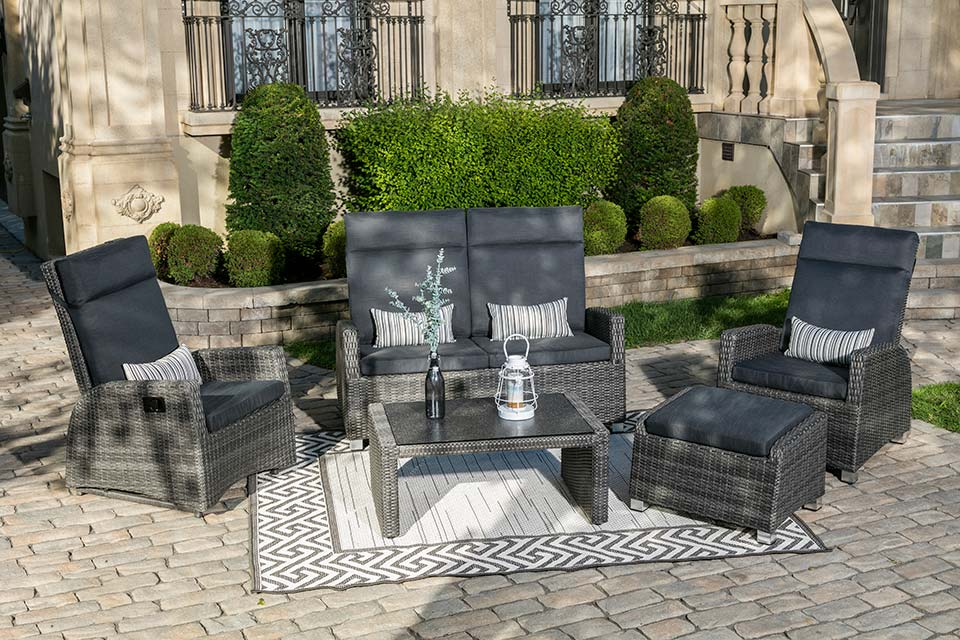 The Royale Collection Outdoor Patio Furniture Pioneer Family Pools