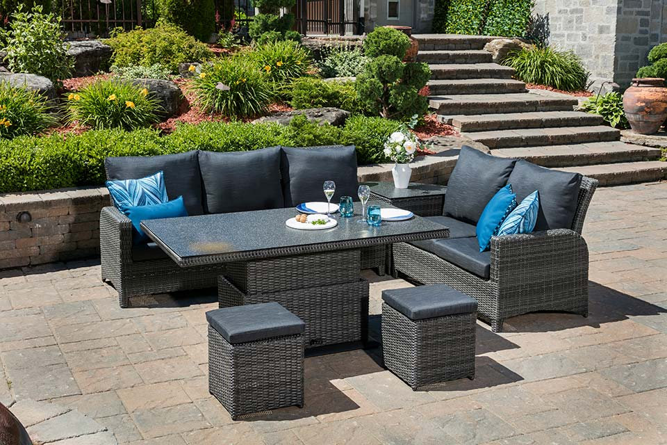 The Royale Collection Outdoor Patio Furniture Pioneer