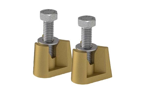 "Bronze 4"" Wedge Anchors PW4C"