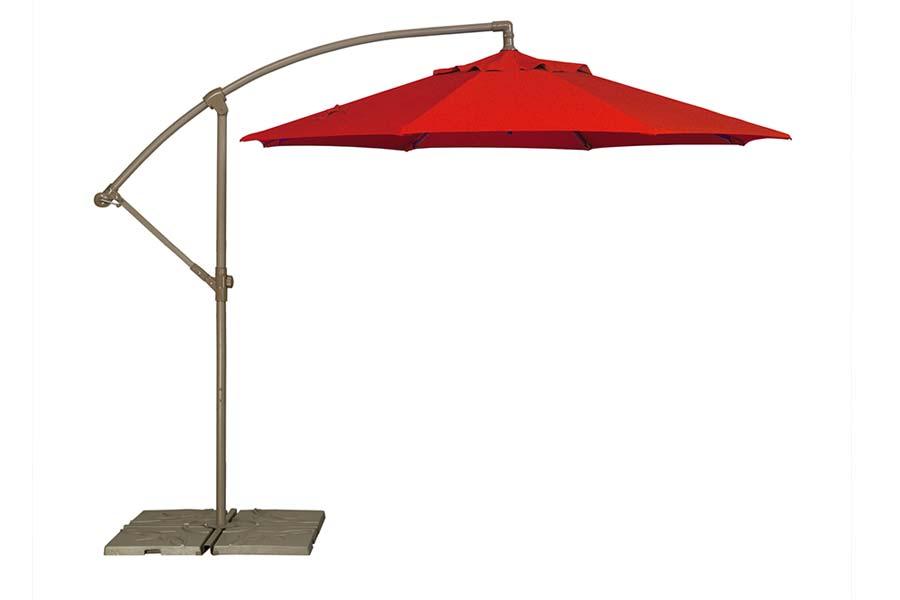 9′ Octagonal Suspension Umbrella