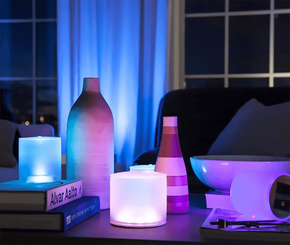 Luci Aura Colour Solar Light