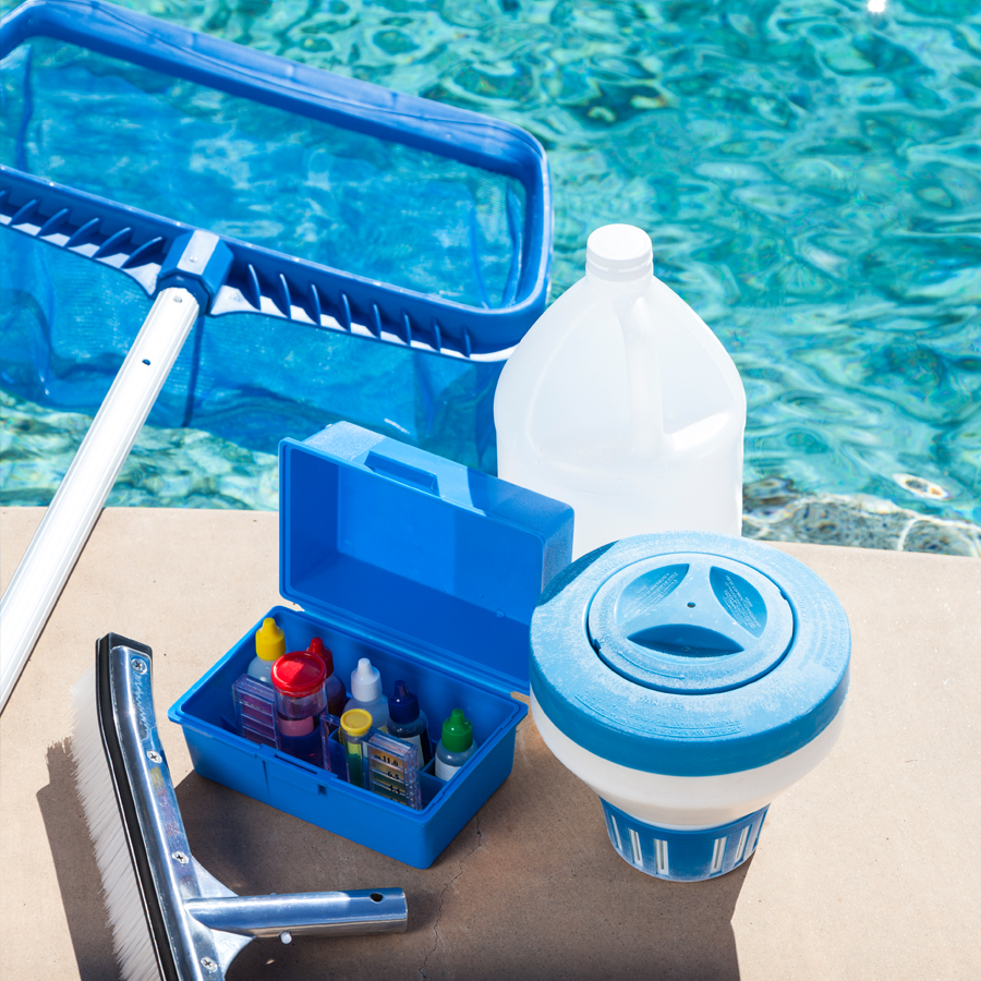 the truth about why proper pool chemicals cost more
