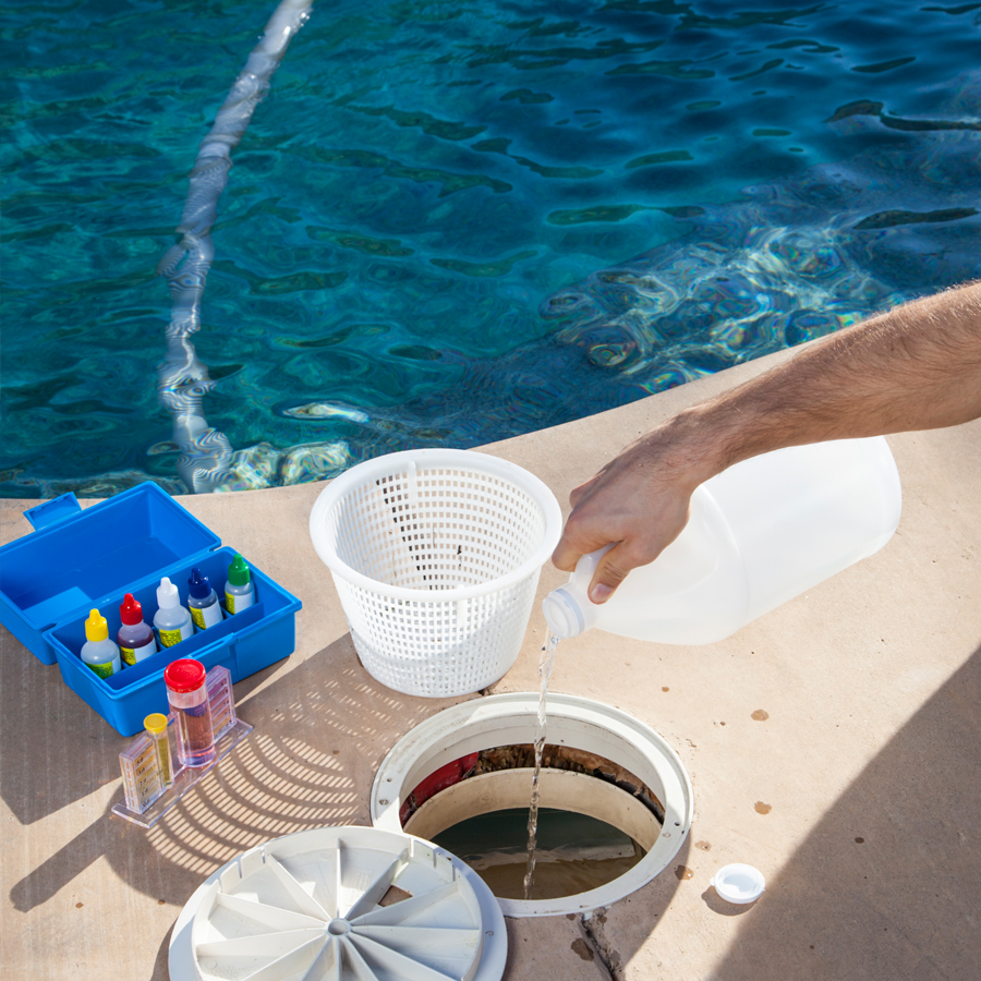 why proper pool chemicals cost more