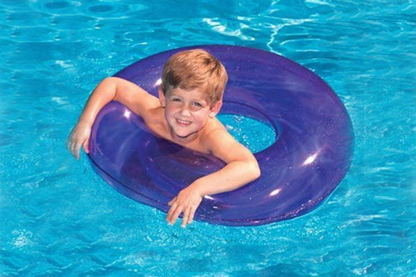 30″ Colour Brite Swim Ring