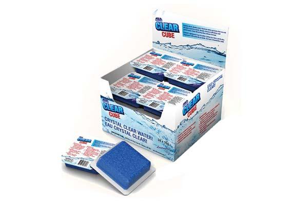 Aqua Clear Cubes