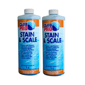 stain and scale gets rid of pool stains