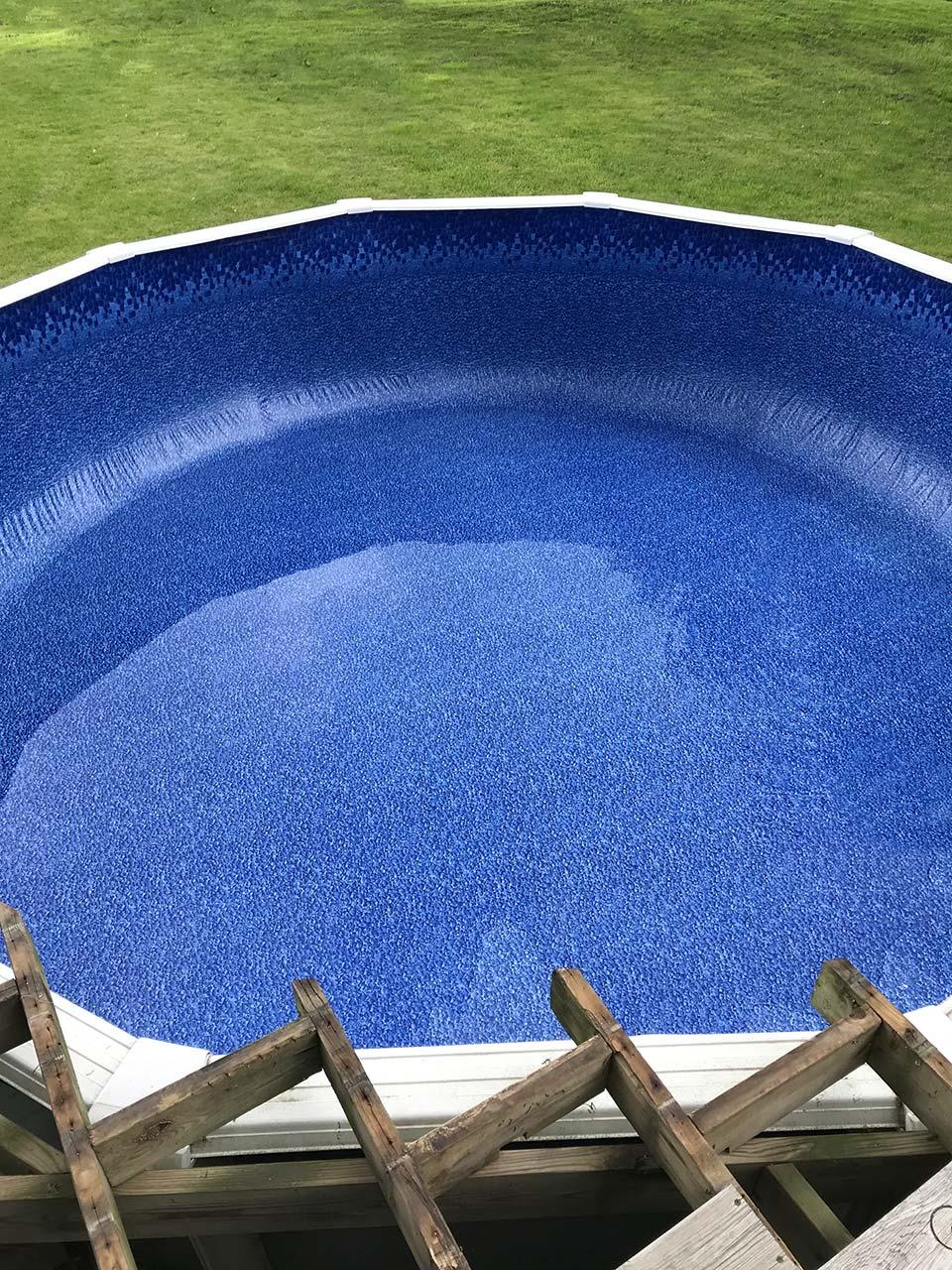 Ocean Wave With Streamstone Pioneer Family Pools