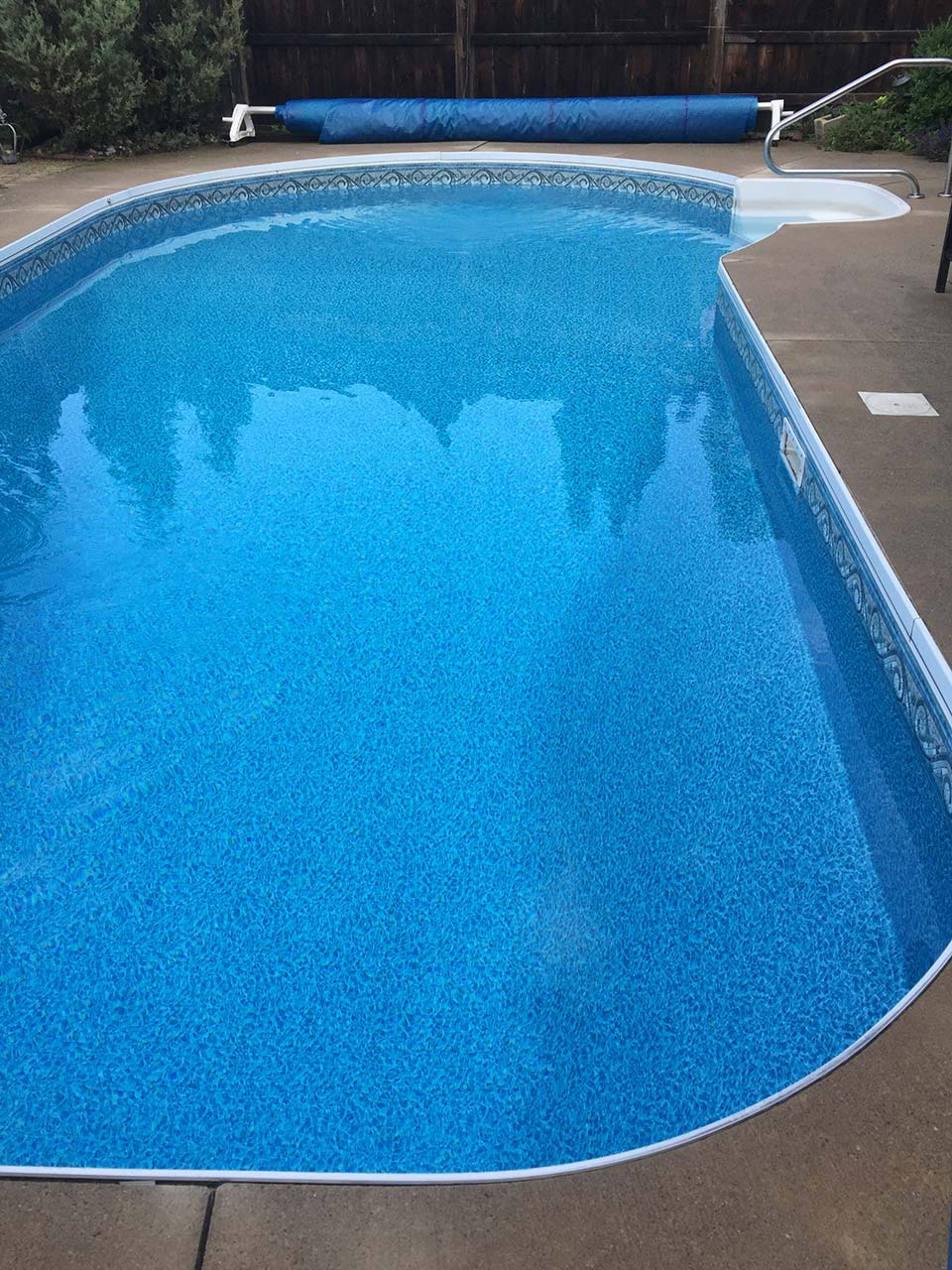 Siesta River With River Tile Inground/Onground liner