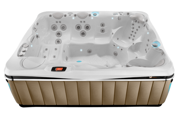 2016 Caldera Utopia Cantabria Hot Tub - Pioneer Family Pools