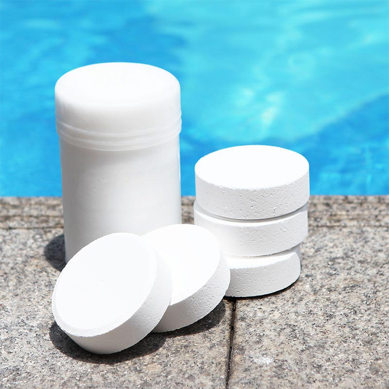 how to chlorinate your pool