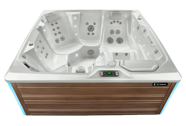 Flair Hot Tub- Limelight Collection- Hot Springs- Pioneer Family Pools