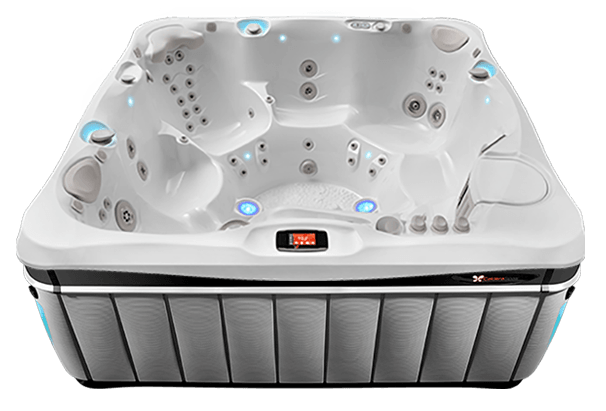 2016 Caldera Utopia Geneva Hot Tub - Pioneer Family Pools